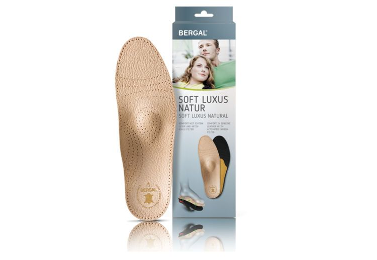 Стельки Bergal Soft Luxus 87069