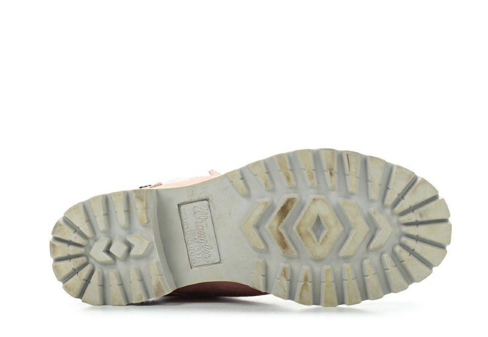 cbbd3a5f Зимние женские ботинки Wrangler Yuma Line Creek Fur Nubuck WL142500/F-82  розовые